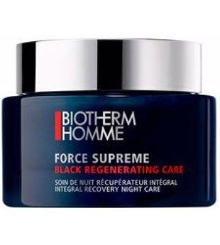 FORCE SUPREME black regenerating care 75 ml