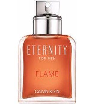 ETERNITY FLAME FOR MEN eau de toilette vaporizador 100 ml