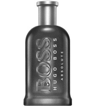 BOSS BOTTLED ABSOLUTE limited edition eau de parfum vaporizador 200 ml