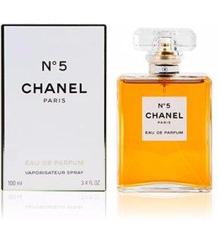 Nº 5 eau de parfum vaporizador 100 ml