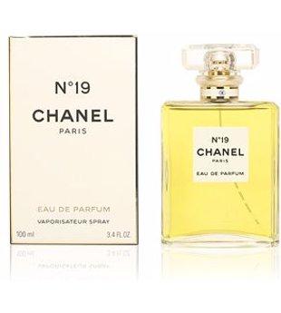 Nº 19 eau de parfum vaporizador 100 ml