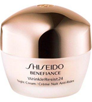 Benefiance WrinkleResist24 - Crema de Noche Antiarrugas