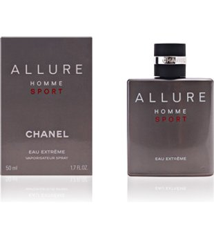 ALLURE HOMME SPORT eau extrême vaporizador 50 ml