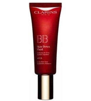 Clarins Bb Skin Detox Fluid Spf 25 01,Light Fluid, 45 ml