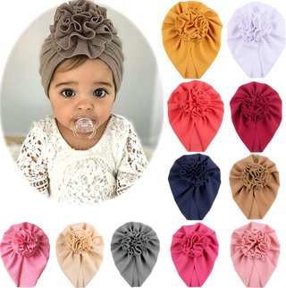 Knot Bow Baby Headbands Toddler