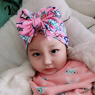 Yundfly Fashion Print Baby Girls Indian