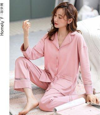 Jialefen nian Style Pajamas WOMENS