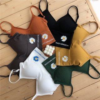 Women Crop Top Seamless Underwear