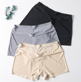 Womens Summer Safety Short Panties Ice
