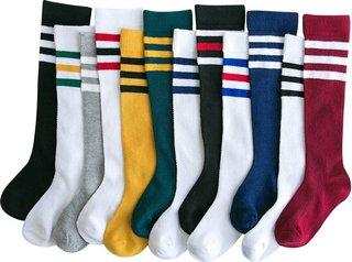 kids baby Knee High Socks for girls
