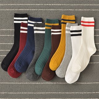 Spring Socks Women Woman Korean Version