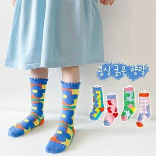 Summer Childrens Socks Baby Korean