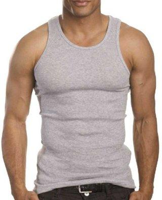 Summer Men Tank Tops Undershirt Gym