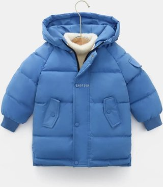 Winter Childrens Cotton Padded Coats