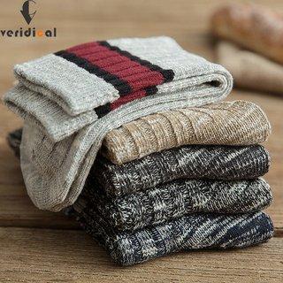 Winter Thick Man Short Thermal Socks