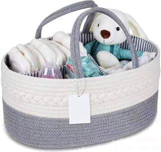 Storage Bin Infant Changing Organizer