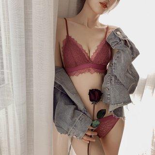 Womens Underwear Thin Big Breast Small