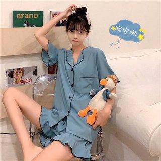 Summer Korean Style Loose Contrast