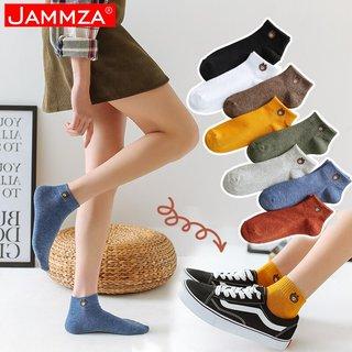 Spring Summer Women Socks Ankle Cotton