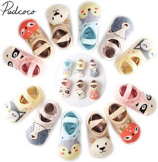 Toddler Baby Boys Girls Socks Cute