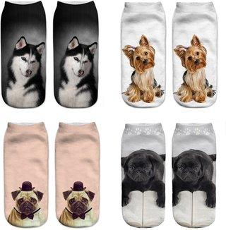 Unisex Short Socks For Baby Girls Boys