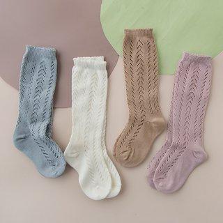 Summer Children Socks Baby Girls Knee
