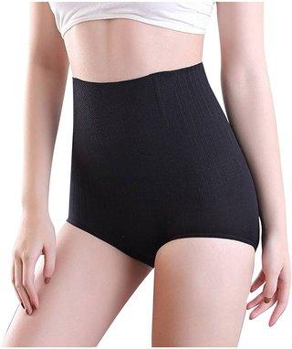 Women High Waist Underpants Girdle