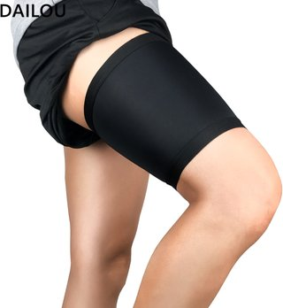 Women Thigh Band Anti-friction Solid