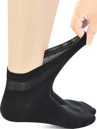 Yomandamor Mens Coolmax Ankle