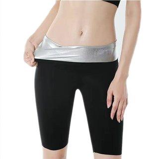 Women Sauna Sweat Pants Thermo Fat