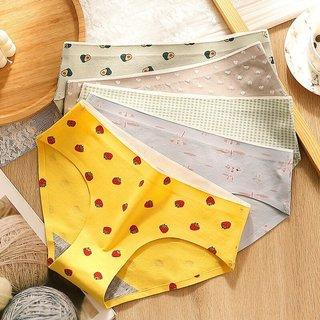 Womens Cotton Underwear 100% Cotton