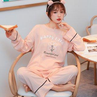 Womens Pajamas Spring and Autumn Thin