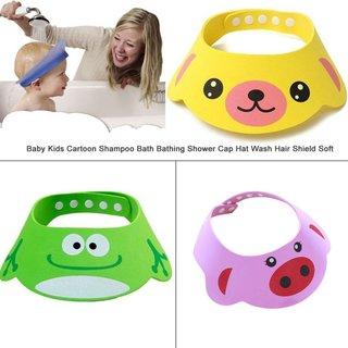 Toddler Adjustable Baby Shower Hat