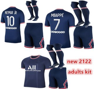 new Home away adults kit MBAPPE