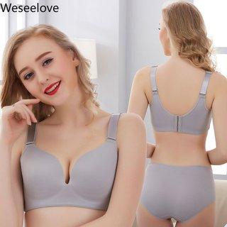Weseelove Large Size Women Bralette Bra