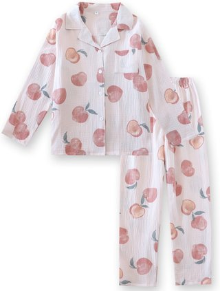 Womens Pajamas Spring Summer and Autumn
