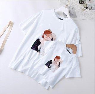 Women T Shirts Summer Short Sleeve
