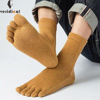 VERIDICAL Man Five Finger Short Socks