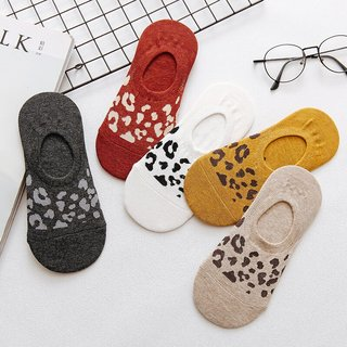 Womens boat socks spring and summer new