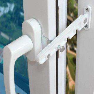 Window Limiter Latch Wind Brace Stay