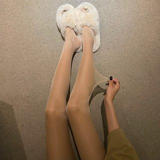 Womens Silk Stockings Summer Sexy Slim