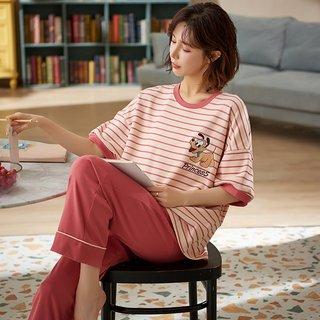Yu Zhaolin Pajamas Womens Summer Cotton