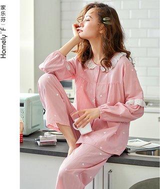 [Tencel Cotton] Pajamas Womens Spring