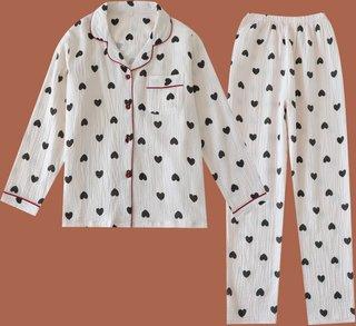 Womens Pajamas Spring and Autumn Summer