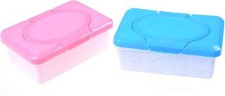 Wipes Box Plastic Wet Tissue Automatic