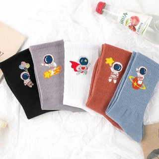 Spring And Summer Women Socks Solid
