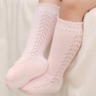 Summer Children Socks Girls Cotton Long