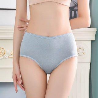 High Waist Panties Women Briefs