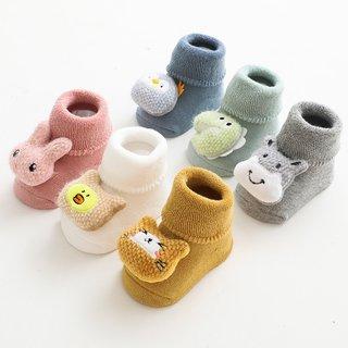 Thick Terry Socks Baby Toddler Socks