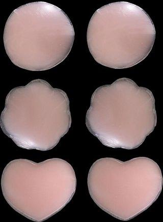 Women Nipple Cover Reusable Nipple